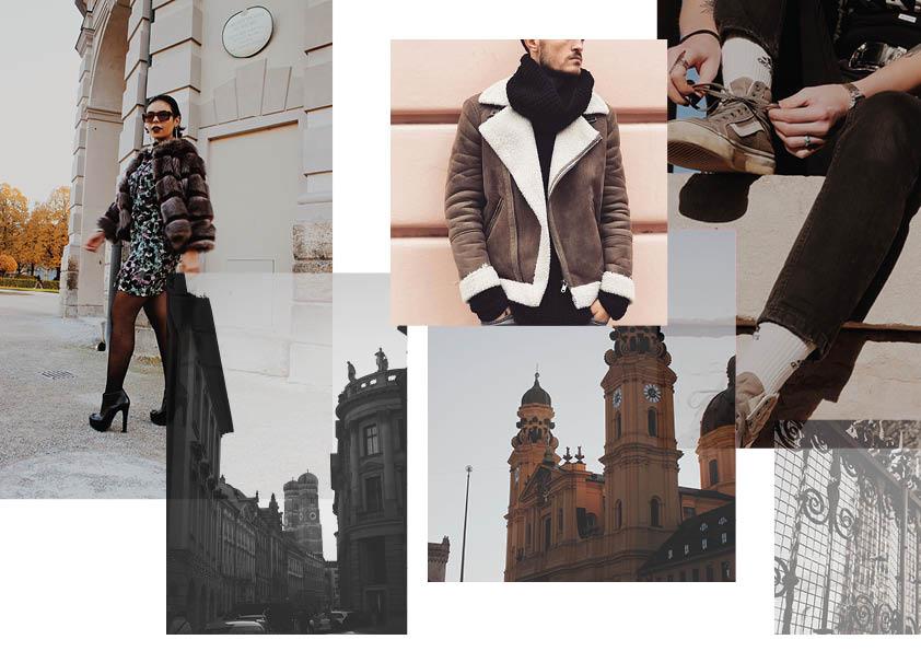 Perlenketten, Echtpelz und LV Taschen – eine Stadt zwischen Stereotyp undRealität